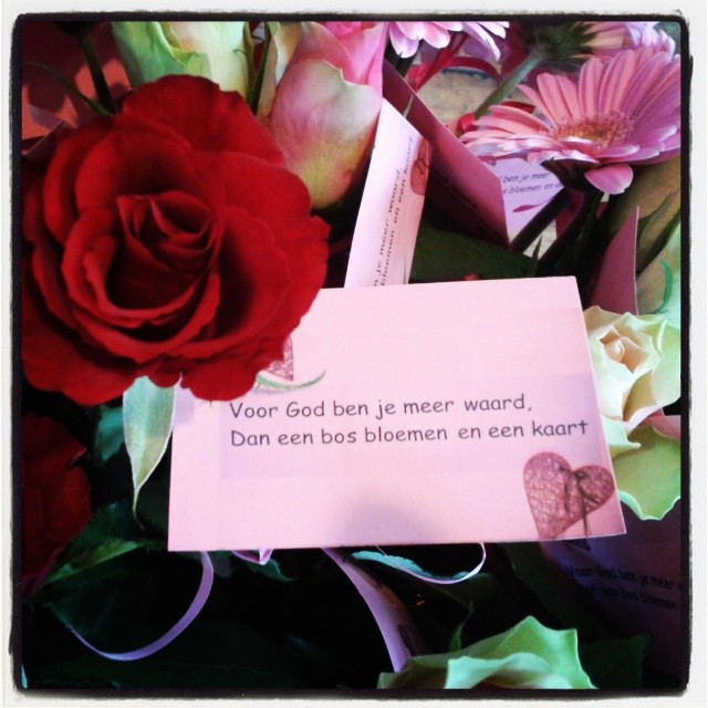 Valentijnsdag 2014