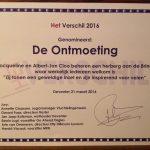 Nominatie Anti-discriminatieprijs Deventer